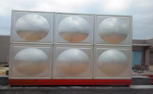 不銹(xiu)鋼消防水箱