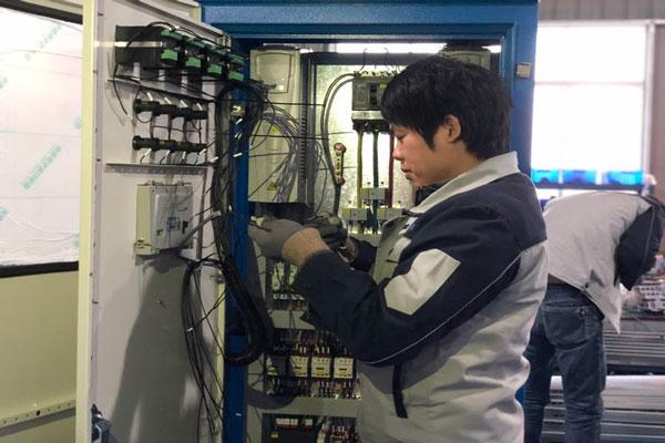 变频供水设备控制柜