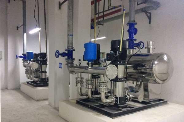 变频供水设备水泵频繁启停