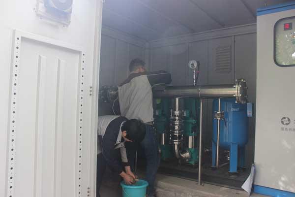非负压变频供水系统