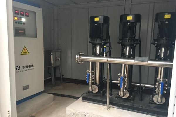 恒压变频供水设备三用一备