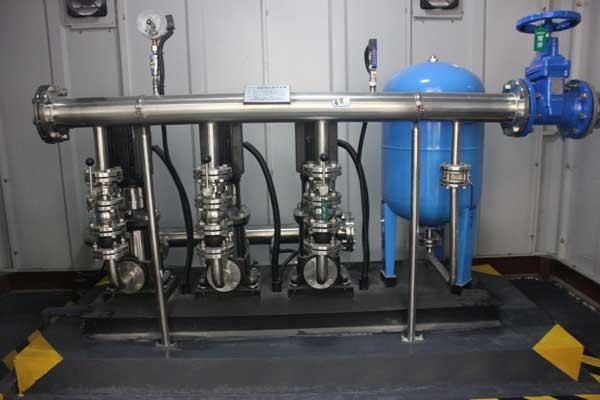 恒压变频供水设备系统