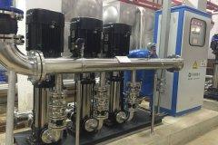 【图】生活变频供水设备价格是多少钱?
