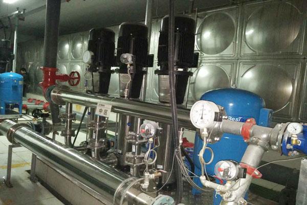 供水设备扬程,供水设备流量计算
