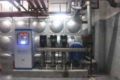 高层增压变频供水设备价格是多少钱一套?
