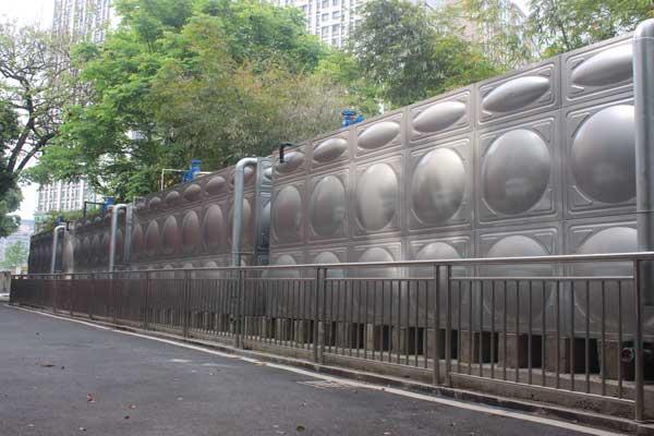 二次供水水箱