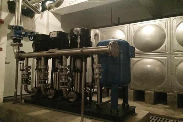 小区无负压供水设备