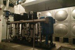小区无负压供水设备安装在哪里?安装需要注意什么?