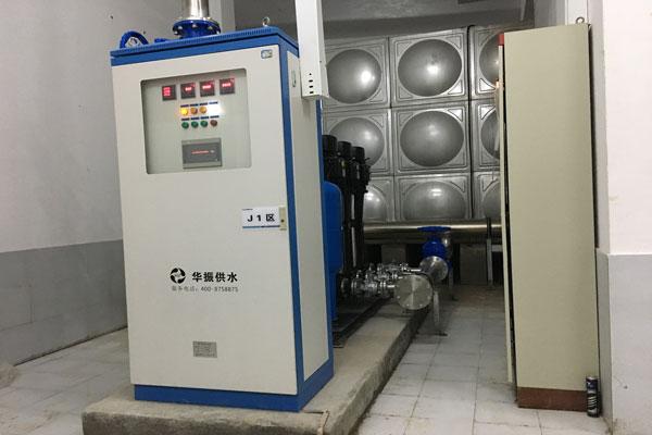 箱式无负压变频供水设备分类