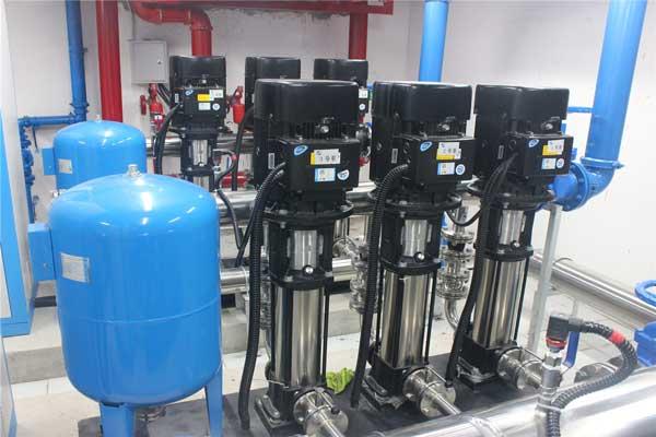 小区居民生活供水设备