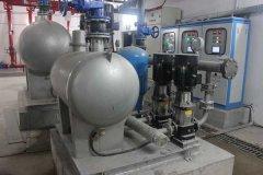 二次供水采用无负压供水设备节能效果显著