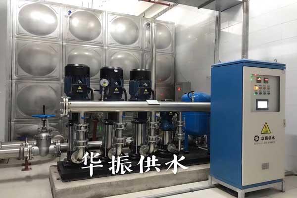 小区供水设备