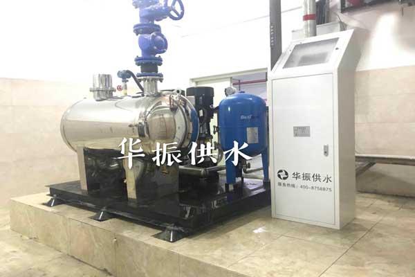 无负压供水设备工作原理