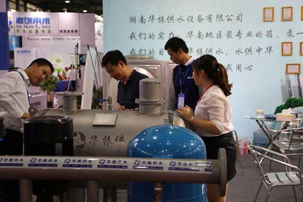 无负压供水设备节能