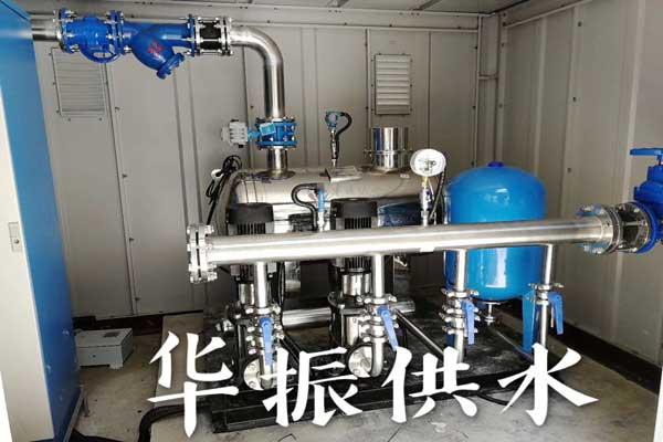 供水设备泵房建设标准