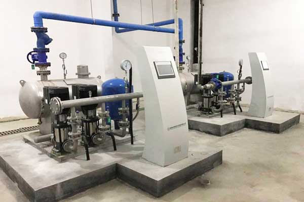 管网叠压无负压变频供水设备