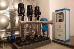 变频恒压供水系统水泵运行效率不高如何解决?
