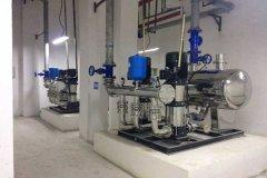 全自动无塔供水设备型号选择有什么原则?